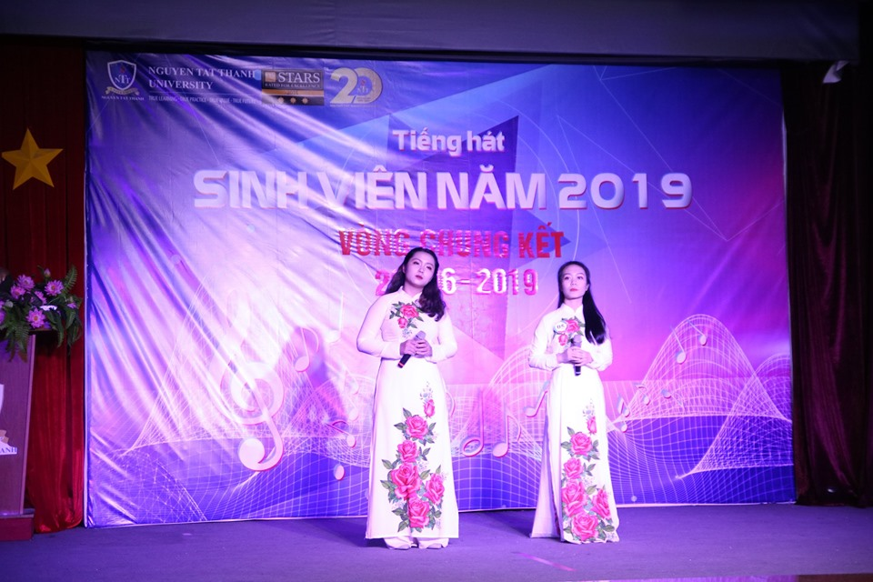 Student singing contest 2019