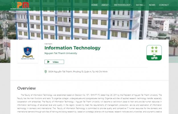 Information Technology training program achieved 4 STARS PLUS.